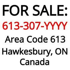 Hawkesbury, ON : 613-307-YYYY