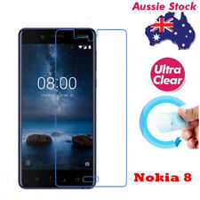 Ultra Clear Plastic Screen Protector For Nokia 8 Cover Entire Flat Screen