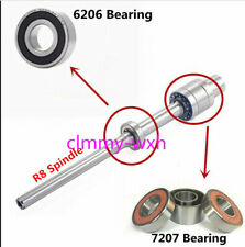 Milling Machine R8 Spindle 7207 Bearing Assembly Taiwan Milling For BRIDGEPORT