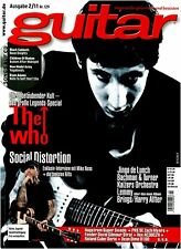 The Who Mike Ness Jingo de Lunch - Guitar Workshops Playalongs Tests in Guitar