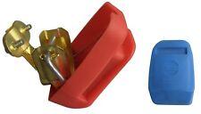 Cosse de serrage rapide pour batterie + et - (2 pieces)