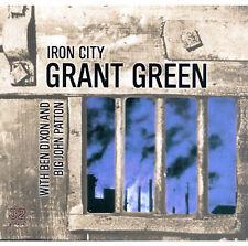 GRANT GREEN  Iron City    NEAR-MINT cd  JAZZ
