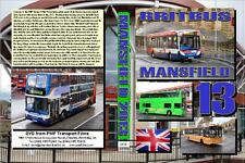2575. Mansfield. UK. Buses. April 2013. Our first visit to the new bus station