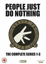 People Just Do Nothing - Complete Series 1 to 3 DVD MC Grindah DJ Beats Chabuddy