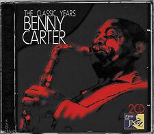 BENNY CARTER - The Classic Years / 2-CD / NEU + OVP-SEALED!
