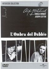 Dvd L'OMBRA DEL DUBBIO - (1943)*** Hitchock Collection ***  ......NUOVO