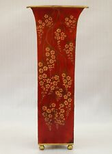 Hand Painted  Multicolor Iron Planter / Umbrella Stand,Office & Home Accessories