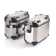 Triumph A9500600 Tiger 800 / Tiger Explorer Silver Expedition Panniers