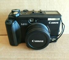 Canon Power Shot G5 PC1049 5MP Camera