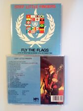 STIFF LITTLE FINGERS - FLY THE FLAGS  -  CD