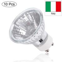 10PZ GU10 LED Lampada Faretto Spotlight 50W LAMPADINE 220V 500LM Lampada Alogena