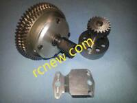 Losi 5ive CNC 2 Speed Transmission, 2 Speed Transmission, 1:5 Conversion, Losi