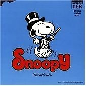 Soundtrack - Snoopy The Musical Original London Cast CD Peanuts Charlie Brown
