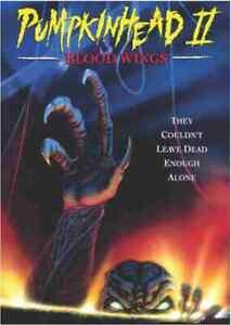 Pumpkinhead 2 - Blood Wings - 1993 Horror -  Andrew Robinson, Ami Dolenz - DVD