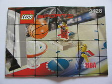 LEGO 3428 @@ NOTICE / INSTRUCTIONS BOOKLET / BAUANLEITUNG 1