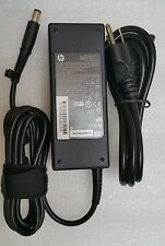 NEW 391173-001 19V 4.74A OEM AC Adapter power supply Center Pin for HP laptop