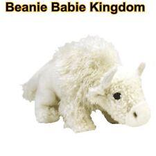 "Ty Beanie Buddy * ROAM  * The White Buffalo Buddie 14"" length - Rare"