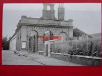 PHOTO  GOSPORT RAILWAY STATION Fort Brockhurst and Fareham Line. L&SWR