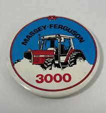 More details for vintage massey ferguson 3000 tractor advertising badge