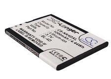 UK Battery for Texet TM-B410 TB-BL4D 3.7V RoHS