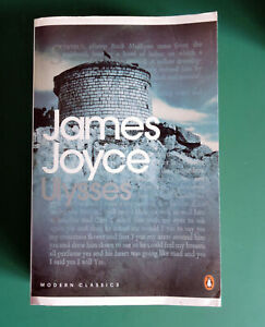 Ulysses by James Joyce | Modern Classics | NM