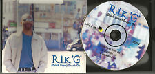 RIK G drink Brew Drank On 3 TRX LIMITED EDITION USA CD single 1997