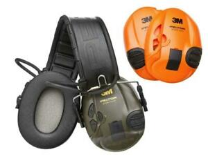 Peltor Sporttac Electronic Ear Defenders Shooting sportac Hearing Protection 3M