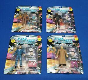 Star Trek Action Figures - YOUR CHOICE - Playmates ST:TNG Picard Romulan, Geordi
