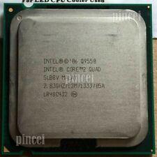 Core 2 Quad Q9550 CPU Quad-Core 2.83GHz 12M 1333MHz LGA 775 CPU Processor
