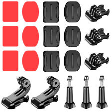 Neewer 20-in-1 Action Camera Accessory Kit for GoPro Buckle Clip Basic Mount