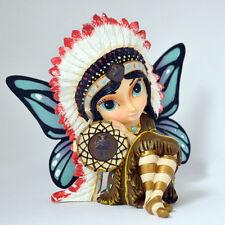 Dayspring Aurora Guardians Great Spirit Fairy Figurine Jasmine Becket-Griffith
