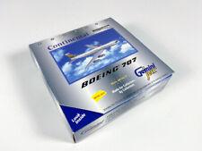 Gemini Jets 1:400 Boeing 707 Continental