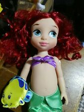 Disney Animator Doll Ariel, 15 Inches Tall, Disney Store