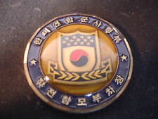 Rok-US Combined Forces Command DAC of S, C 3 Challenge Coin
