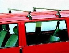VW T4 Transporter Multivan techo barras Rack Genuino OEM Original Votex SWB LWB