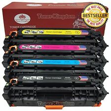 4 Toner Cartridge Black Color Set For Canon 118 ImageClass MF8580Cdw lbp7200cdn
