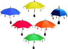 "Umbrella 27"" Inch Dia Outdoor Patio Market Table Yard Garden"