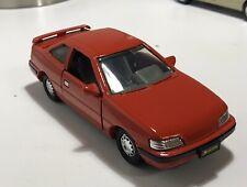 Kingstar Toy MINI CAR 1:32 Hyundai S-Coupe Scoupe Modellauto rot *sehr selten*