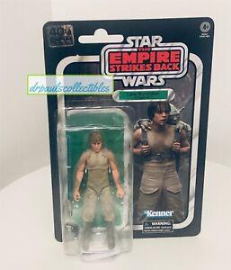 "Star Wars Black Series Luke Skywalker Dagobah 40th Anniversary 6"" Figure New"