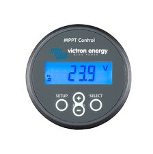 Victron MPPT control Monitor Blue Solar display kit Includes ABS mounting box.