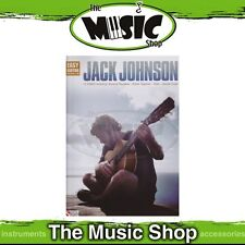 New Jack Johnson Music Book for Easy Guitar with Notes & Tablature