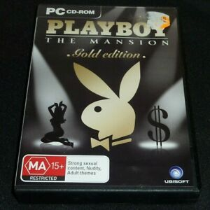 playboy the mansion gold edition pc game simulation