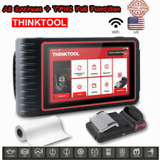 Thinkcar Thinktool Diagnostic ABS SRS DPF IMMO Tire pressure Resetting Scanner