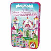 Schmidt Spiele Playmobil Princess, Schnell Prinzessin Sissi Bring-Mich-Mit-Spiel