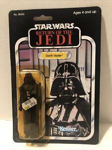 Star Wars Return of the Jedi ROTJ Kenner Darth Vader Figure 1984 38230