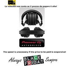 Pioneer  cuffia HRM- 6 professional studio monitor headphones