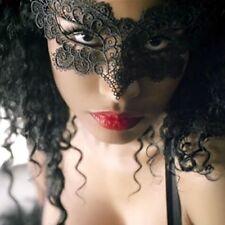 Masque dentelle sexy gothique  /Halloween / Soirée masquerade erotic lace mask