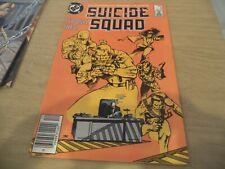 Suicide Squad 8 DC Comics DEC.1987 PERSONAL FILE