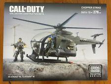 Mega Bloks Call Of Duty (COD) Chopper Strike 06816 - Free Shipping