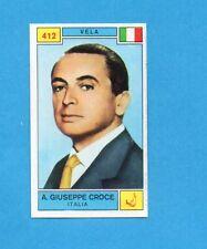 CAMPIONI SPORT 1969-70-PANINI-Figurina n.412- CROCE -ITALIA-VELA-Rec